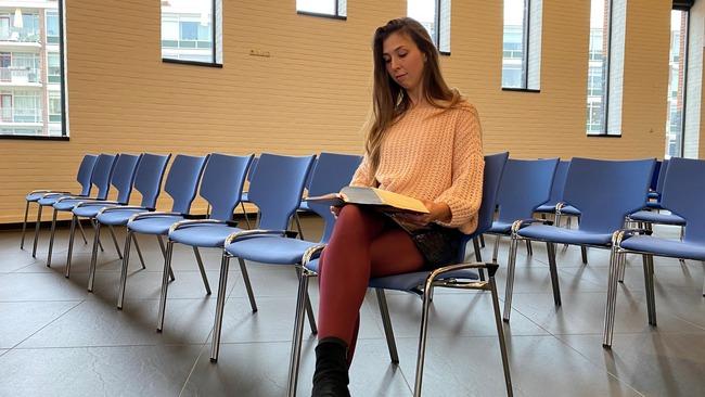 Dûmny Anne-Meta Kobes - Foto: Omrop Fryslân, Hayo Bootsma